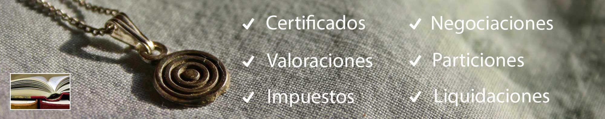 Abogados Valencia, Herencias